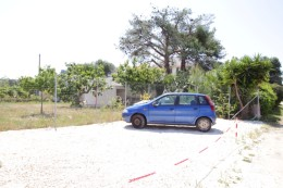 9 Parcheggio privato